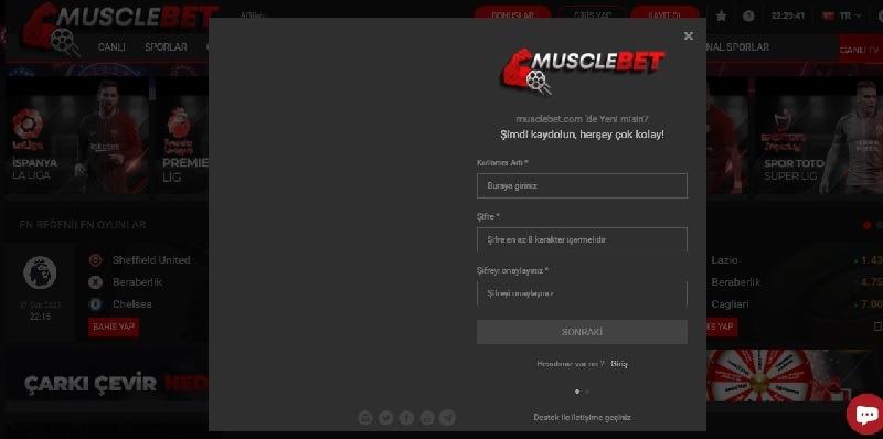 Musclebet Şikayet