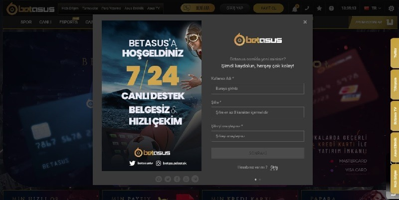 Betasus Şikayet